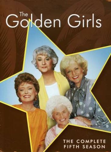 Golden Girls Season 5 DVD Nr
