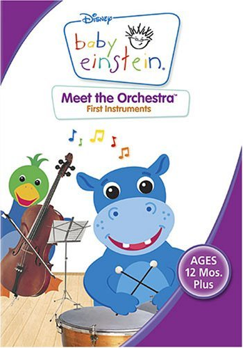 Baby Einstein Meet The Orchestra First Instr Clr Nr