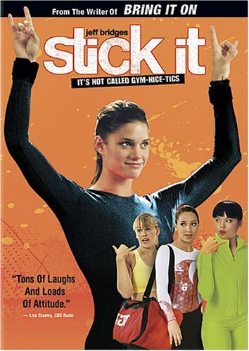 Stick It Bridges Peregrym DVD Pg13