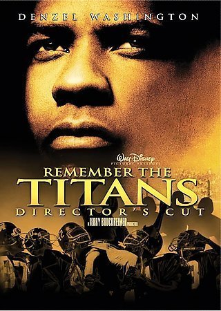 Remember The Titans Washington Patton Nr Unrated Exten