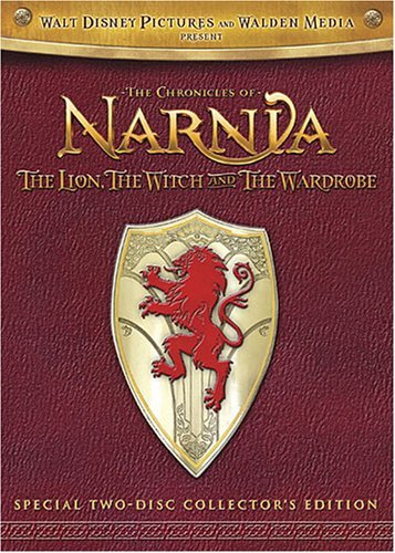 Chronicles Of Narnia Lion Witch & The Wardrobe Cosmo Winstone Everett Swinton Clr Ws Pg 2 DVD Coll. E