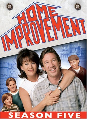 Home Improvement Season 5 DVD