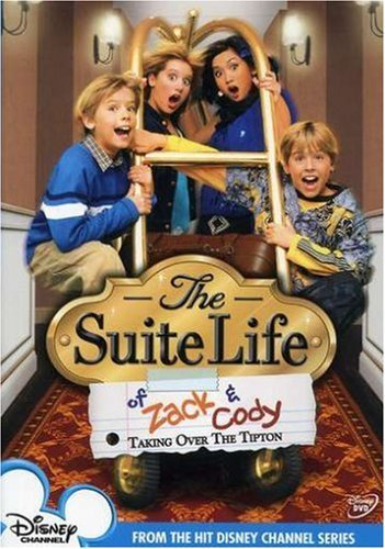 Vol. 1 Taking Over The Tipton Suite Life Of Zack & Cody Nr