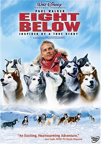 Eight Below Walker Biggs DVD Pg