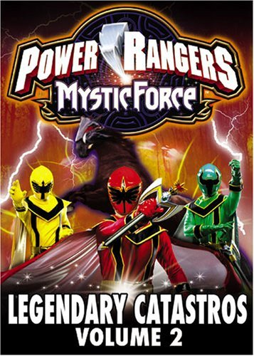 Power Rangers Mystic Force Vol. 2 Clr Nr