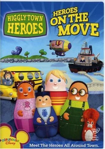 On The Move Higglytown Heroes Clr Nr
