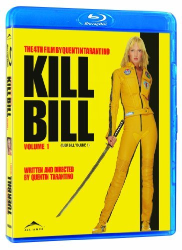 Kill Bill Vol. 1 Thurman Hannah Carradine Ws Blu Ray R