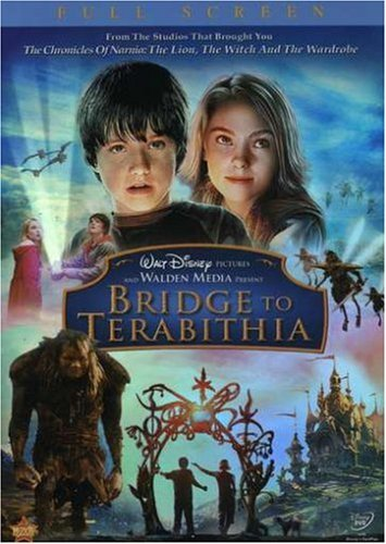 Bridge To Terabithia (2006) Hutcherson Robb Deschanel Patrow Hutcherson Robb Deschanel Patrow