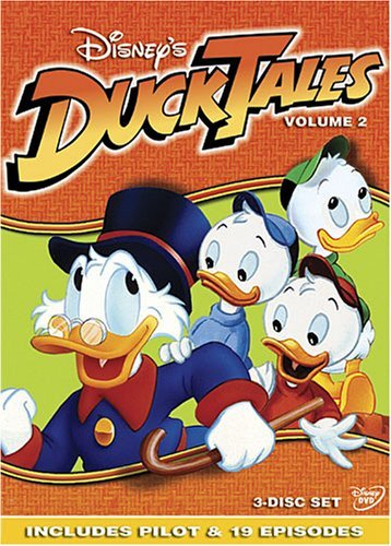Ducktales Vol. 2 Nr 3 DVD