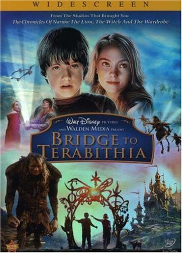 Bridge To Terabithia (2006) Hutcherson Robb Deschanel Patr DVD Pg Ws
