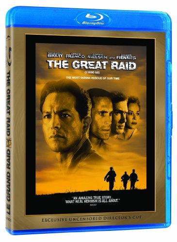 Great Raid Great Raid Ws Blu Ray Pg13