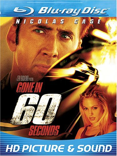 Gone In 60 Seconds Gone In 60 Seconds Blu Ray Ws Pg13