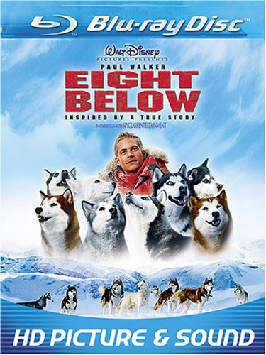 Eight Below Eight Below Blu Ray Ws Eight Below