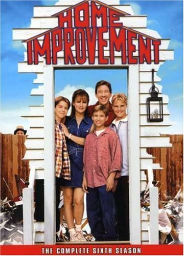 Home Improvement Season 6 DVD Season 6