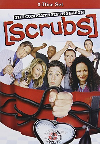 Scrubs Season 5 DVD Season 5
