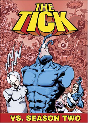 Tick Vs. Season 2 Tick Vs. Nr 2 DVD