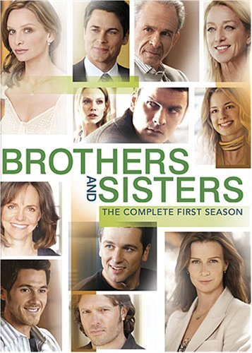 Brothers & Sisters Season 1 DVD Brothers & Sisters Season 1