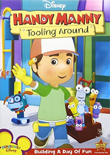 Handy Manny Handy Manny Tooling Around