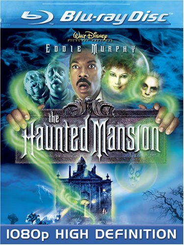 Haunted Mansion Haunted Mansion Blu Ray Ws Haunted Mansion