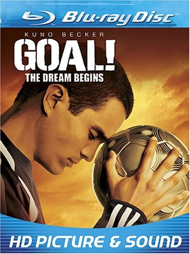 Goal Dream Begins Goal Dream Begins Blu Ray Ws Pg13
