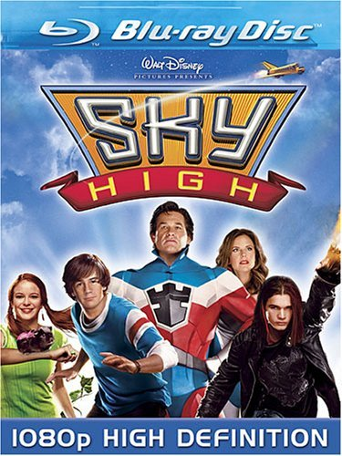 Sky High Sky High Blu Ray Ws Pg