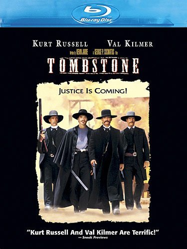 Tombstone Tombstone Blu Ray Ws R