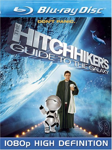 Hitchhikers Guide To The Galaxy Freeman Mos Def Rockwell Deschanel Blu Ray Ws Freeman Mos Def Rockwell Deschanel