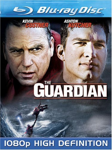Guardian (2006) Costner Kutcher Blu Ray Ws Pg13