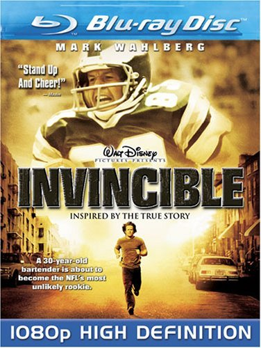 Invincible Invincible Ws Blu Ray Nr