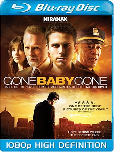 Gone Baby Gone Affleck Freeman Harris Ws Blu Ray R