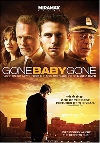 Gone Baby Gone Affleck Freeman Harris Ws R