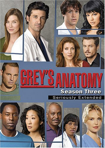 Grey's Anatomy Season 3 DVD Extended Content