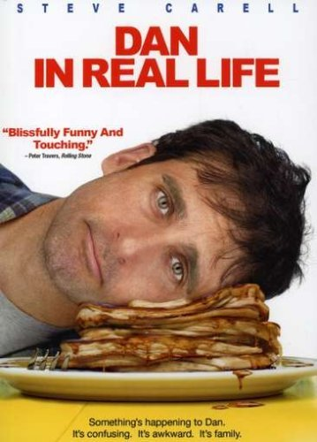 Dan In Real Life Carrell Cook Binoche DVD Pg13 Ws