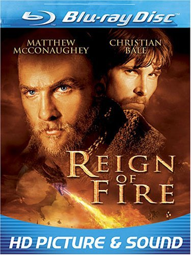 Reign Of Fire Reign Of Fire Blu Ray Ws Reign Of Fire