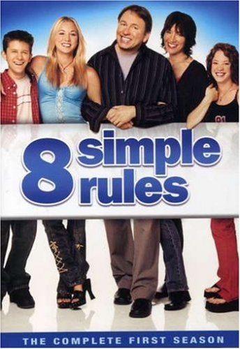 8 Simple Rules 8 Simple Rules Season 1 Ws 8 Simple Rules Season 1