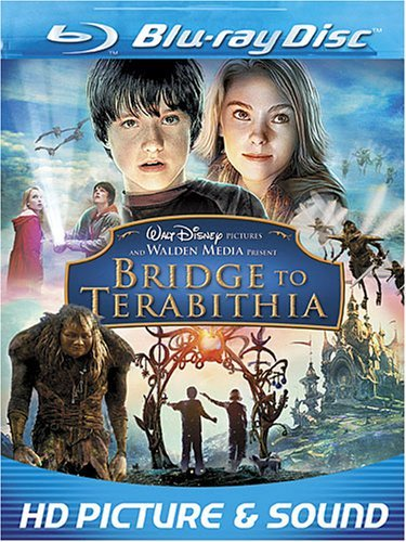 Bridge To Terabithia (2006) Hutcherson Robb Deschanel Patr Blu Ray Ws Hutcherson Robb Deschanel Patr