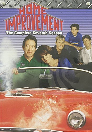 Home Improvement Season 7 DVD