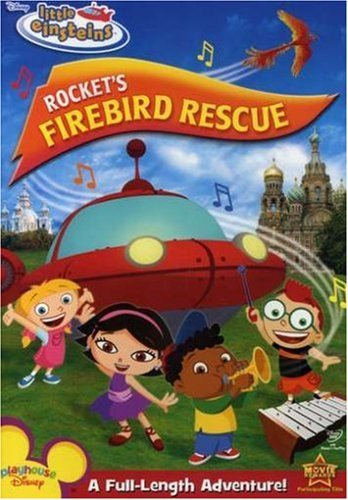 Rocket's Firebird Rescue Disney's Little Einsteins Ws Nr