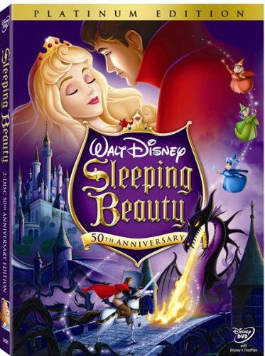 Sleeping Beauty Disney Platinum Ed. G 2 DVD