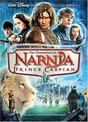 Chronicles Of Narnia Prince Caspian Barnes Henley Keynes Moseley DVD Pg Ws
