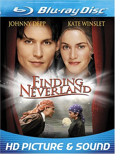 Finding Neverland Finding Neverland Ws Blu Ray R