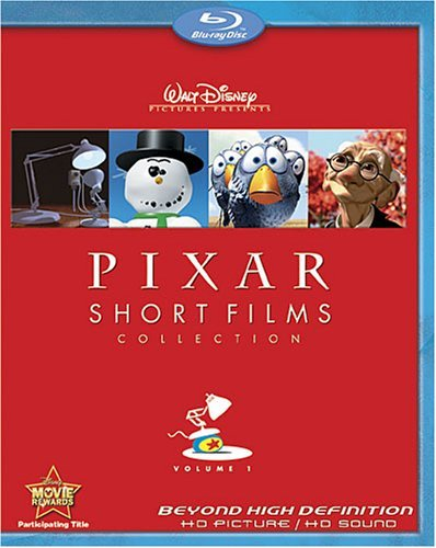 Pixar Short Films Vol. 1 Ws Blu Ray Nr