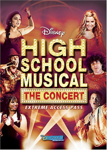 High School Musical Concert High School Musical Concert Extreme Access Pass Nr