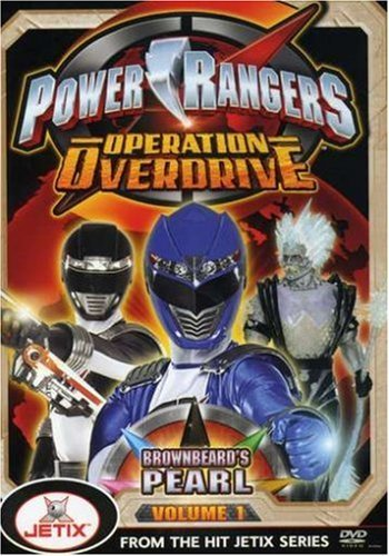Power Rangers Operation Overdr Vol. 1 Nr