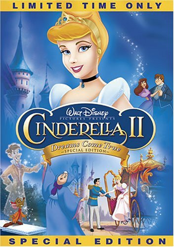 Cinderella 2 Dreams Come True Disney Ws Special Ed. G