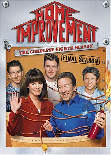 Home Improvement Season 8 DVD Season 8