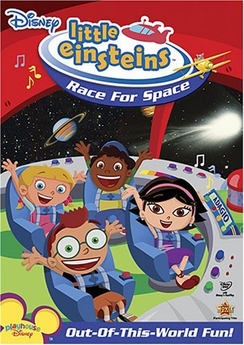 Race For Space Little Einsteins Race For Space