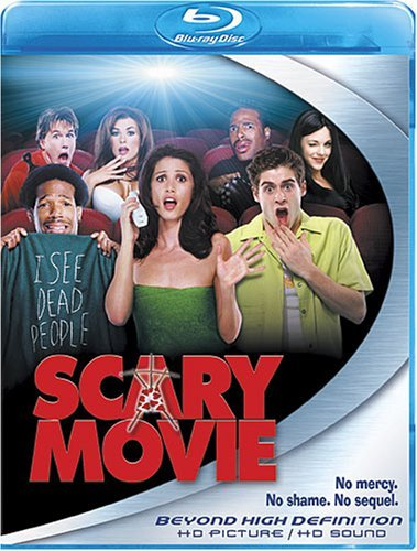 Scary Movie Electra Wayans Elizabeth Ws Blu Ray R