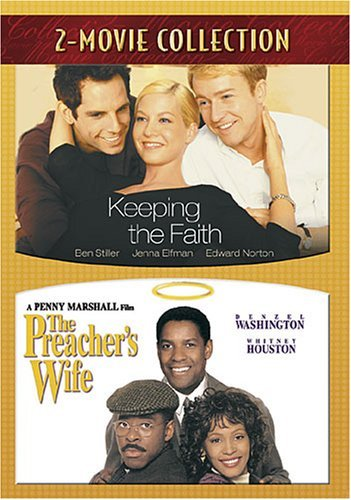 Keeping The Faith Preacher's W Keeping The Faith Preacher's W Ws Nr 2 DVD