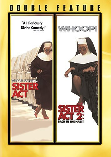 Sister Act Sister Act 2 Back In The Habit Double Feature Double Feature